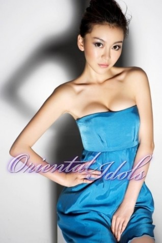 oriental escort in London